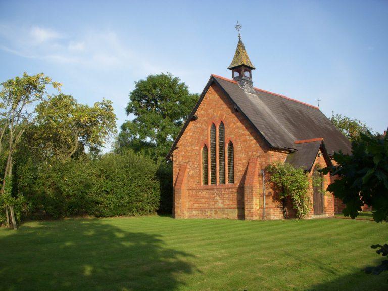 St Andrews Church.